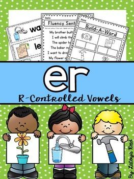 ER R-Controlled Vowels