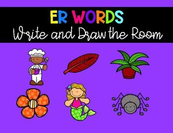 ER Words Write the Room