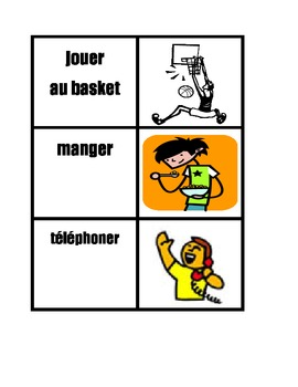 ER activities in French Concentration games