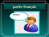 ER Verbs in French Verbes ER Infinitives PowerPoint