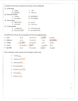 -ER and -IR conjugation packet
