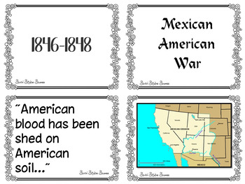 ERAS OF US HISTORY REVIEW GAME FOR  US HISTORY TEST