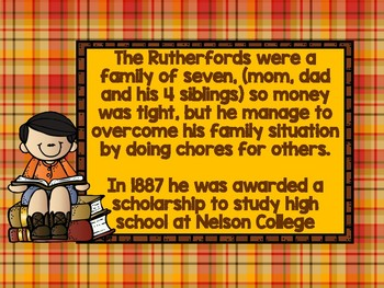 ERNEST RUTHERFORD AND THE GOLD FOIL EXPERIMENT