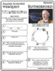 ERNEST RUTHERFORD Science WebQuest Scientist Research Project Biography Notes