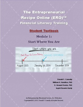 ERO - Financial Literacy Training - 01 Start Where You Are - Textbook