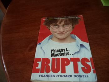 Erupts  ISBN 978-1-4189-4734-9