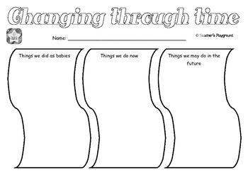 ES1 - 'Changes' COGs Workbook