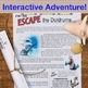 ESCAPE ROOM BACK TO SCHOOL: TEAMWORK, GROWTH MINDSET, STUDYING, & EXPECTATIONS
