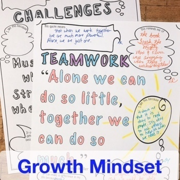 BACK TO SCHOOL ESCAPE ROOM: GROWTH MINDSET & TEAM-BUILDING