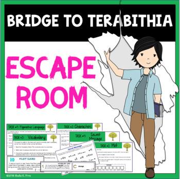 ESCAPE ROOM - Bridge to Terabithia - Interactive Novel Activity
