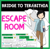 ESCAPE ROOM - Bridge to Terabithia - Interactive Novel Activity