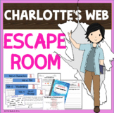 Charlotte's Web ESCAPE ROOM