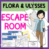 Flora and Ulysses ESCAPE ROOM