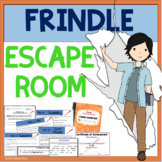 Frindle Activity ESCAPE ROOM