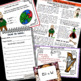 ESCAPE ROOM GRADES 3-4 ELA SCHOOL & DRAGON BUNDLE