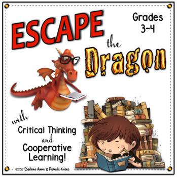ESCAPE ROOM GRADES 3-4: ESCAPE THE DRAGON!