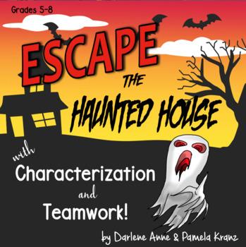 ESCAPE ROOM HALLOWEEN: ESCAPE THE HAUNTED HOUSE
