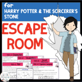 ESCAPE ROOM- Harry Potter & the Sorcerer's Stone -Fun Inte