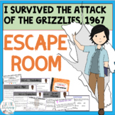 I Survived the Attack of the Grizzlies, 1967 ESCAPE ROOM