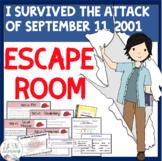 I Survived the Attacks of September 11, 2001 ESCAPE ROOM