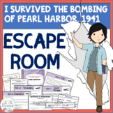 I Survived the Bombing of Pearl Harbor, 1941 ESCAPE ROOM