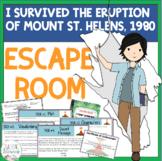 I Survived the Eruption of Mt. St. Helens, 1980 ESCAPE ROOM