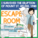 I Survived the Eruption of Mt. St. Helens, 1980 ESCAPE ROOM
