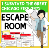 I Survived the Great Chicago Fire, 1871 ESCAPE ROOM