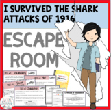 I Survived the Shark Attacks of 1916 ESCAPE ROOM