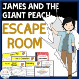 James and the Giant Peach ESCAPE ROOM