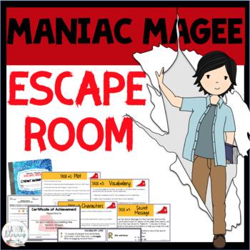 Maniac Magee ESCAPE ROOM