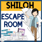 Shiloh by Phyllis Reynolds Naylor ESCAPE ROOM