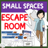 Small Spaces by Katherine Arden ESCAPE ROOM