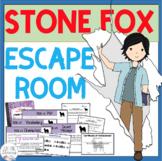 Stone Fox ESCAPE ROOM
