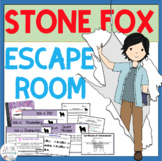 ESCAPE ROOM- Stone Fox by John Reynolds Gardiner- Fun Inte