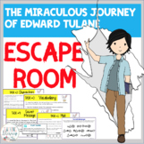 The Miraculous Journey of Edward Tulane ESCAPE ROOM