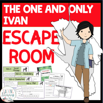 The One and Only Ivan ESCAPE ROOM