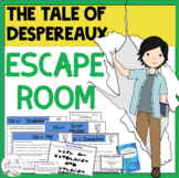 The Tale of Despereaux ESCAPE ROOM