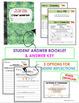 ESCAPE ROOM- The Tiger Rising by Kate DiCamillo- Fun Interactive Novel Activity!