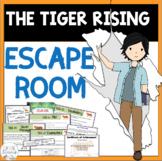 The Tiger Rising ESCAPE ROOM