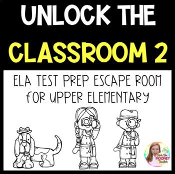 ESCAPE ROOM-Unlock The Classroom Part 2