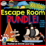 ESCAPE Rooms for BOOM Learning (A Growing Bundle)