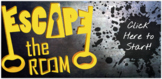 ESCAPE THE ROOM: Problem Solving and Data Analysis Activity