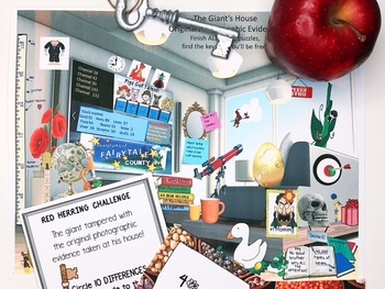 ESCAPE THE SCHOOL! ESCAPE ROOM FOR TEACHERS AND SCHOOL STAFF