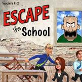 ESCAPE the School - Escape Room for Teachers