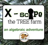 ESCAPE the TREE FARM - algebra