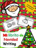 ESCRITURA: Mi librito de Navidad / My little Christmas book SPANISH