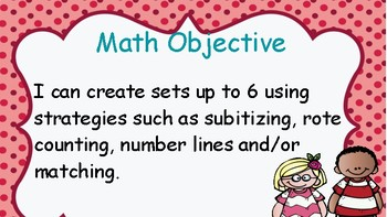 Back to School Special Education Math Lesson Plan:Sets