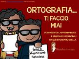 ESERCIZIARIO ORTOGRAFICO (classe seconda)