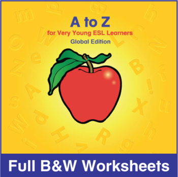ESL A to Z - Full BW Textbook